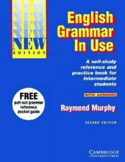 English Grammar in Use with Answers Reference and Practice for