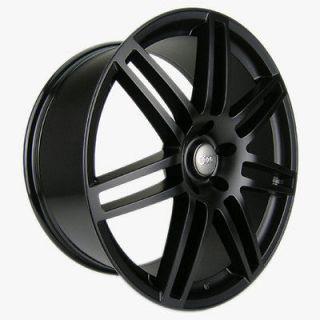 Style wheels Audi A3 A4 A6 S4 S8 RS4 RS6 TT Wheels Rims GUNMETAL ET45