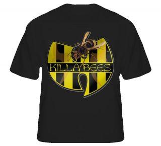 Clan Logo Ladies Shirt Hip Hop GZA Rap RZA V Neck Womens Sizes XS 2XL