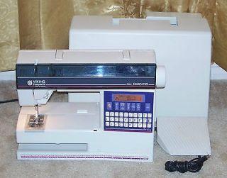 husqvarna viking 500 computer sewing machine manual