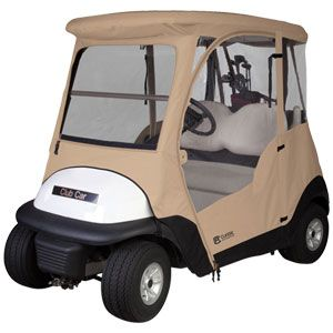 Golf Cart Accessories Golf Cart Covers   Golf Carts Enclosure Cover