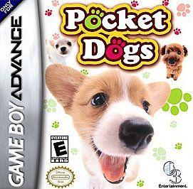 Pocket Dogs Nintendo Game Boy Advance, 2005