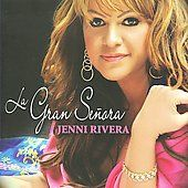 La Gran Señora by Jenni Rivera CD, Dec 2009, Fonovisa