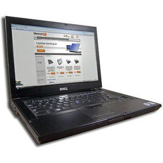 Dell Latitude E6400 Intel Core 2 Duo P8400 2.26 GHz 2GB 160GB Vista