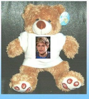 NIALL HORAN ONE DIRECTION MINI T SHIRT FOR TEDDY BEAR OR DOLL