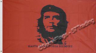 Che Guevara Flag 3x5 90x150cm 3x5 100% Polyester Cuban Revolution