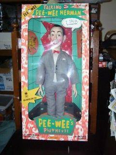 peewee herman doll in Pee Wee Herman