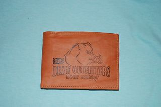 Dixie Outfitters Bi Fold Wallet   Boar Hunter