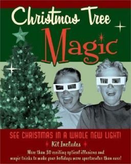 Christmas Tree Magic See Christmas in a Whole New light by Rebecca