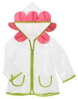 NWT/OT Gymboree Growing Flowers Jacket Raincoat Top Pants Socks Hair