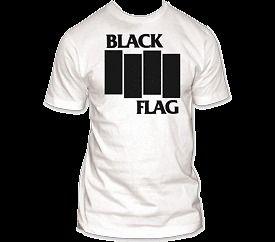BLACK FLAG   Bars Logo   T SHIRT S M L XL 2XL Brand New t shirt