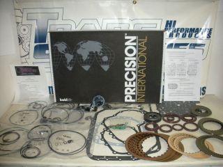 HONDA ODYSSEY TRANSMISSION REBUILD KIT 1999 2001