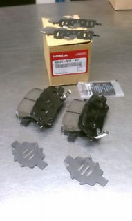 OEM Honda Brake Pads 1 set (Front or Rear) (Fits Honda Odyssey)