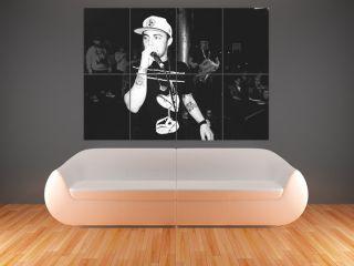 MAC MILLER HIP HAP RAP MUSIC ARTIST WALL PICTURE POSTER GIANT HUGE