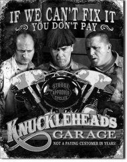 Knucklehead Garage   Motorcycles Harley (Fits Harley Davidson Trike