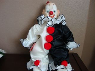 Larry Harmon 1985 BOZO THE CLOWN Musical Doll 16.50