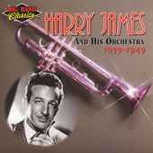 Harry James His Orchestra 1939 1949 by Harry James CD, Jun 1997