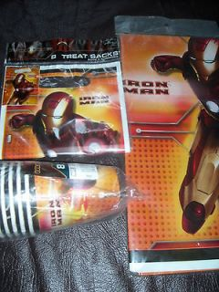 iron man in Holidays, Cards & Party Supply