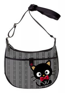 NEW SANRIO HELLO KITTY CHOCOCAT SHOULDER BAG PURSE bowtie
