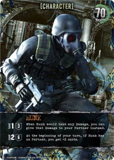 resident evil promo cards in Trading Card Games