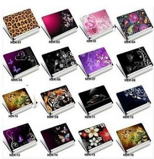 Skin Cover For 13 13.3 14 15 15.4 15.6 HP Dell Sony Laptop NEW