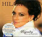 HILARY DUFF   DIGNITY (KOREA) CD+DVD DELUXE *NEW*OUTBOX