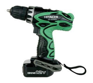 Hitachi DS12DVF3 12V NiCd 3 8 Cordless Drill Driver Bare Tool