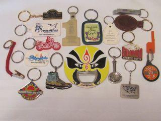 honda motorcycle in Key Chains, Rings & Cases