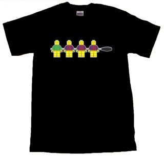 Crystal Palace Lego Men Table Football Style T SHIRT ALL SIZES