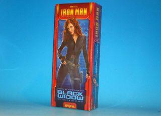 Black Widow Marvel 1/8 Scale MOEBIUS Model Kit Iron Man Avengers