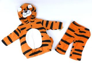 Baby Tiger Plush Halloween Costume Size 3 6 Months New Carters