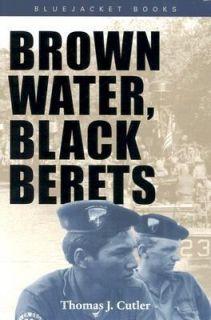 Water, Black Berets by Thomas J., Lt. Cdr. Usn Cutler and Thomas J