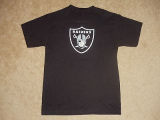 Oakland Raiders Logo Shirt Retro Throwback Small Medium Large XL