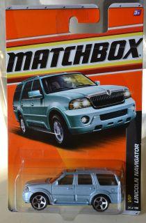 MATCHBOX LINCOLN NAVIGATOR VIP # 34/100 Highly Detailed NEW