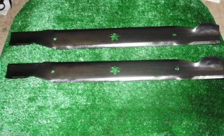 38 RIDING MOWER DECK HI LIFT BLADES 138497 & FITS POULAN HUSQVARNA