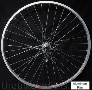 700c Hybrid Rear Bike Wheel Cassette Shimano w/StainlessSteelSpokes