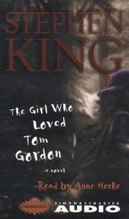 The Girl Who Loved Tom Gordon by Stephen King 1999, Cassette