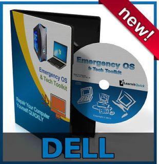 Dell OptiPlex 760 Repair Recovery Drivers Install Restore Rescue Disc