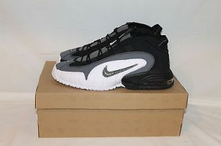 Nike Air Max Penny 1 Original 1995 DS NIB Grey White Shoes Mens 11.5