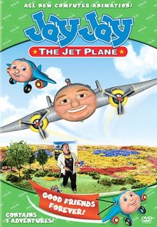 Jay Jay the Jet Plane   Good Friends Forever DVD, 2003
