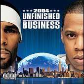 Unfinished Business [PA] by Jay Z (CD, O