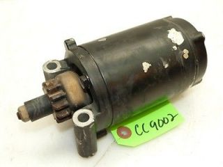 Cub Cadet 1320 Mower Kohler CV12.5S 12.5hp Engine Starter