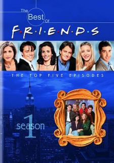 The Best of Friends Season 1 DVD, 2012