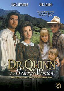 Dr. Quinn, Medicine Woman   The Complete Season 2 DVD, 2011, 7 Disc