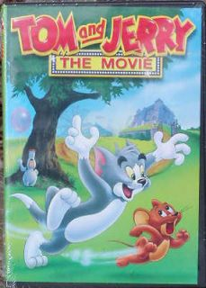 TOM & JERRY The Movie DVD~Animated Cartoon~Musica​l Extravaganza~E