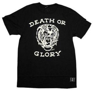 Sailor Jerry Tiger Death Or Glory Tattoo Artist Adult T Shirt Tee