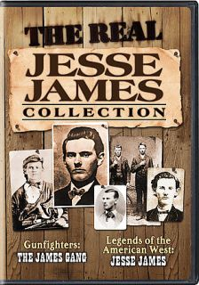 The Real Jesse James Collection DVD, 2007