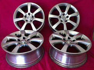 INFINITI G35 G35X MAXIMA ALTIMA OEM stock FACTORY 17 WHEELS RIMS 5X114