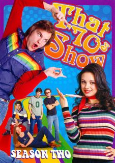That 70s Show   Season 2 DVD, 2011, 3 Disc Set