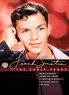 Frank Sinatra The Early Years Collection DVD, 2008, 5 Disc Set